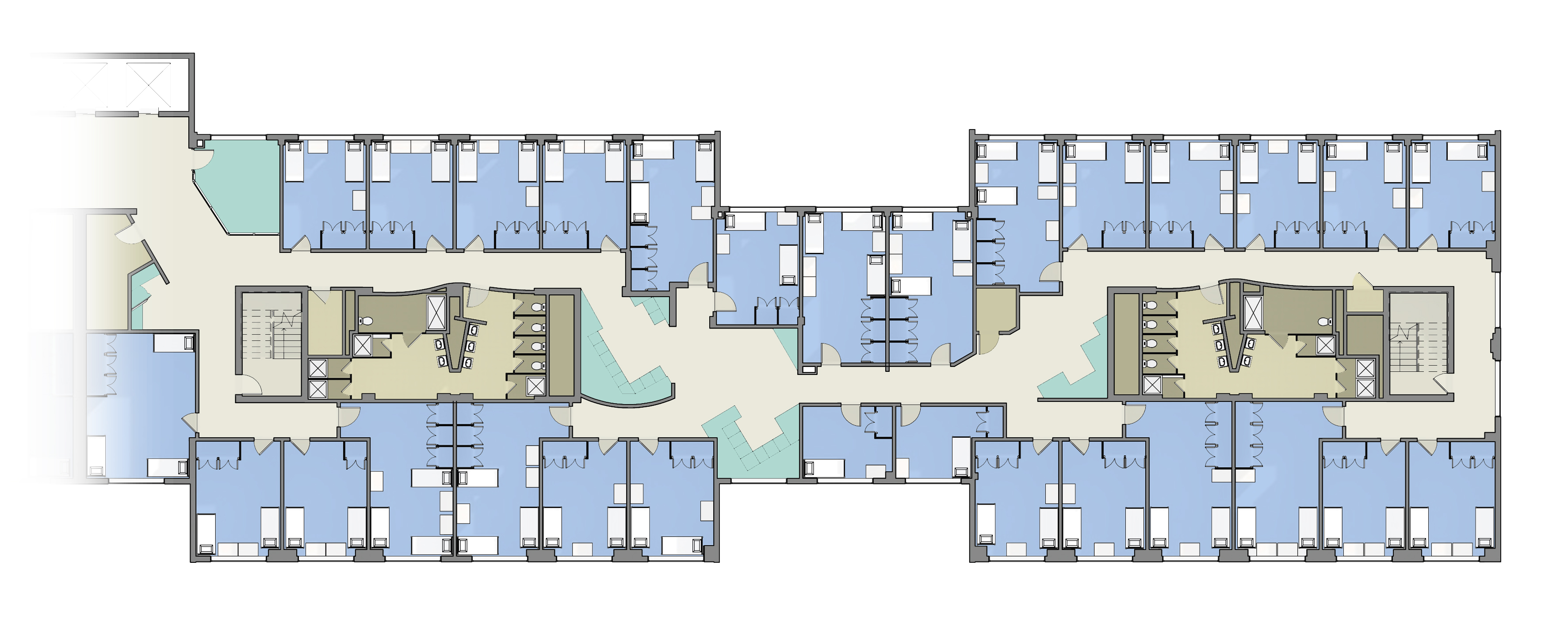 Floor Plan: Typical Floor Plan