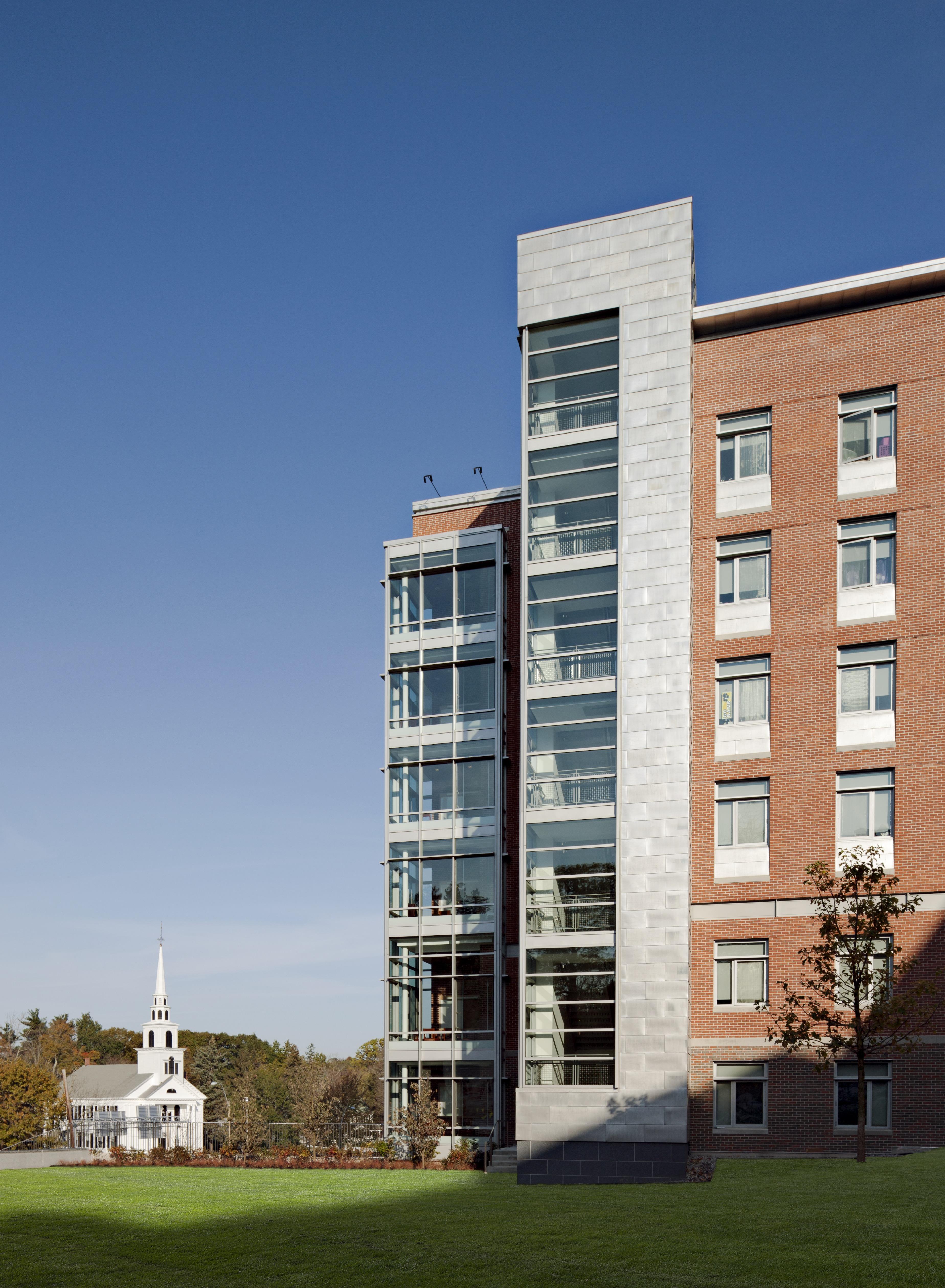 100 warren towers floor plans housing boston university for Floor plans boston college